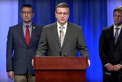 ADPH news conference