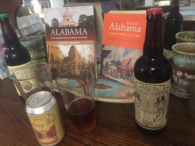 Alabama bicentennial beers