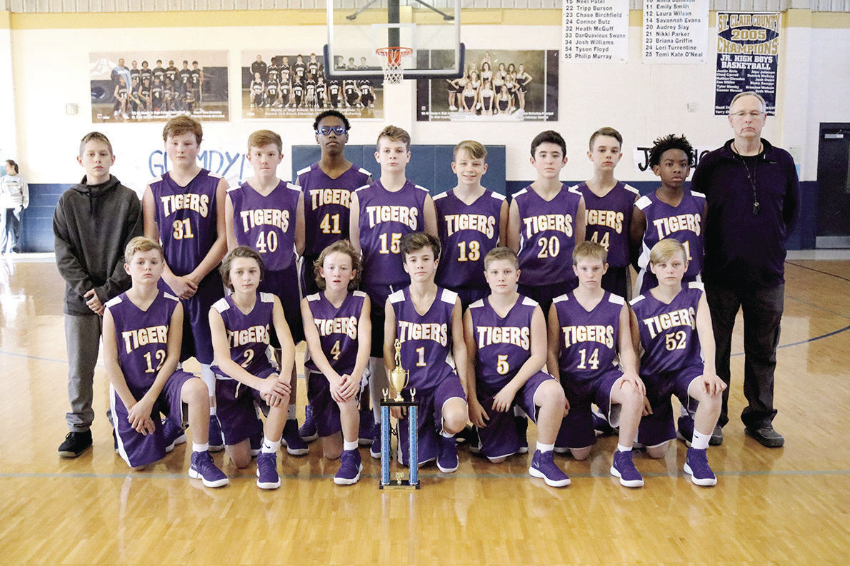 Springville grabs county championship