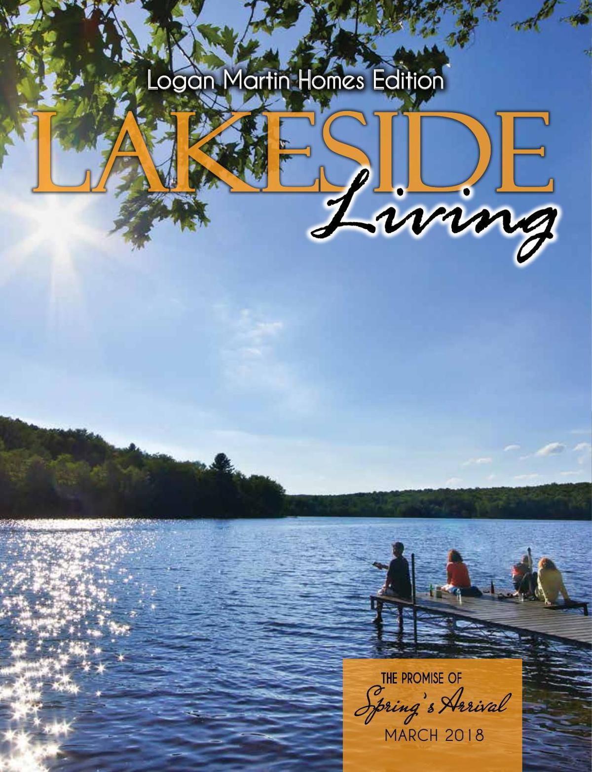 March Lakeside Living