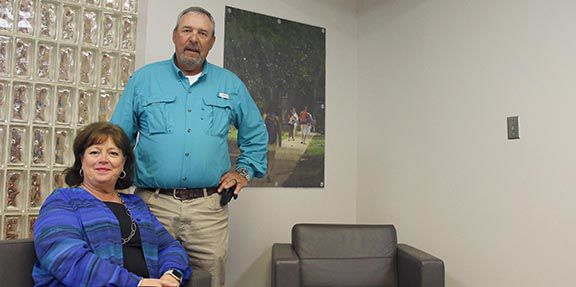 Couple has history of service to JSU