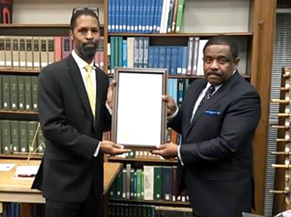 Talladega College students inducted into American Criminal Justice Association