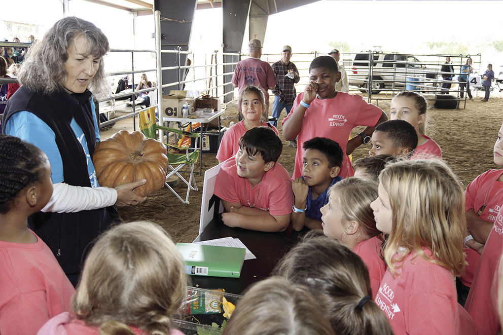 Farm Day held at arena in Odenville