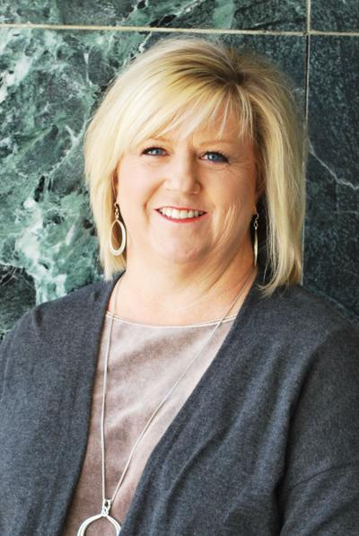 Sylacauga Chamber of Commerce Executive Director Laura Strickland