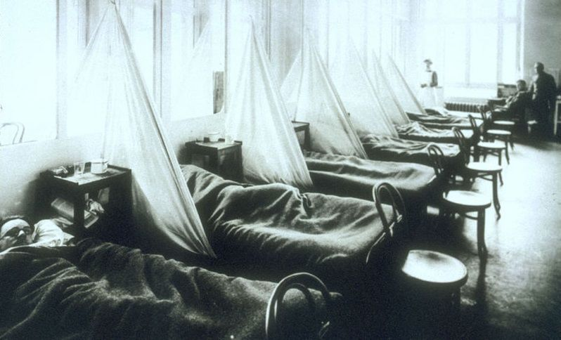A century ago, the flu killed more than 5,000 Alabamians and millions worldwide