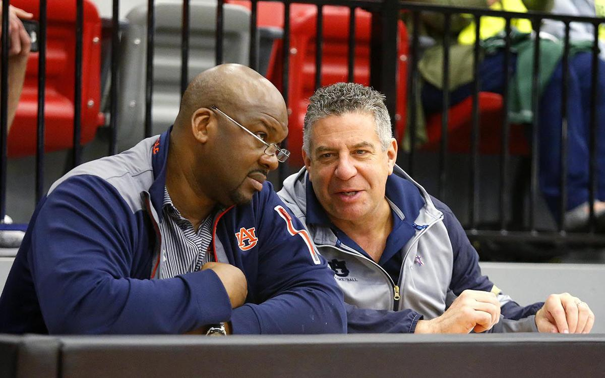 Chuck Person indicted by federal grand jury fired by Auburn