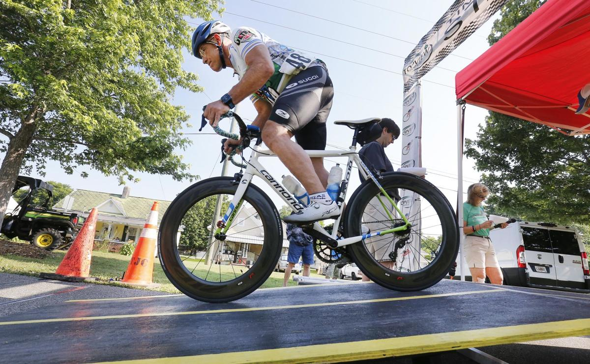Cheaha Challenge time trials