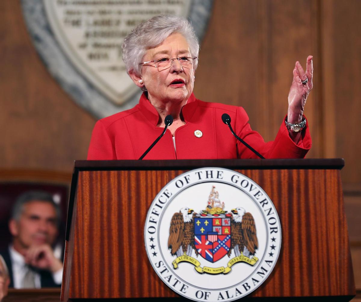 Alabama Governor Kay Ivey