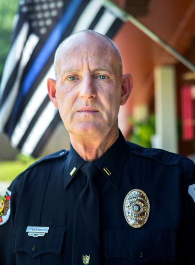 Talladega police Lt. Tommy Pettus