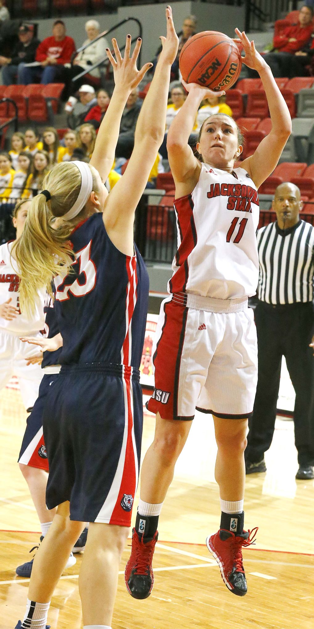 JSU vs Belmont Womens Basketball | Slideshows ...