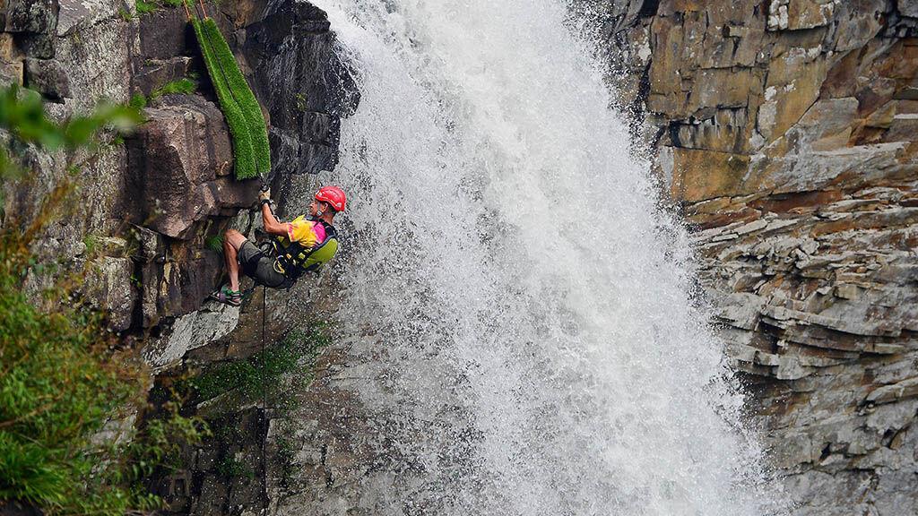 Photos: Little River Falls and DeSoto Falls