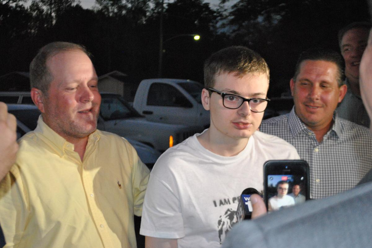Peyton Pruitt releaed from St. Clair County Jail