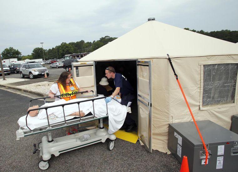 CDP disaster training
