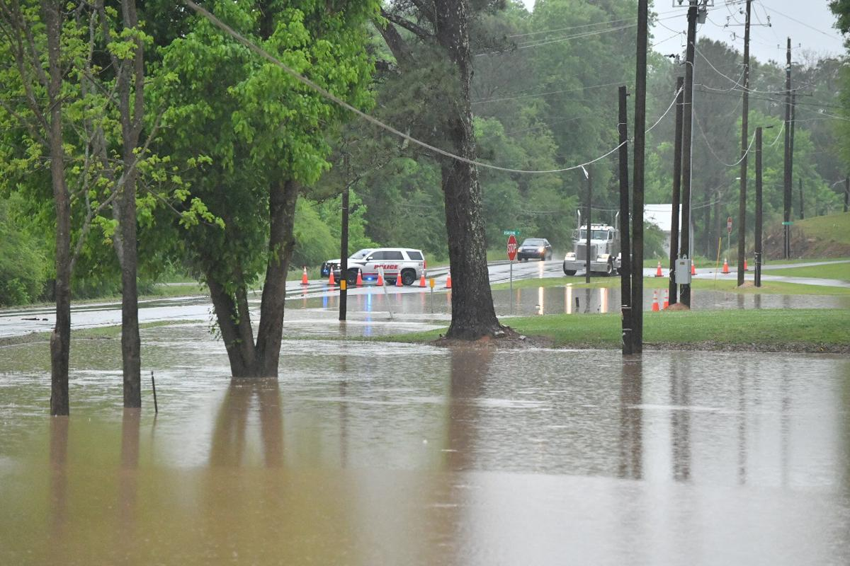 Flooding in Heflin