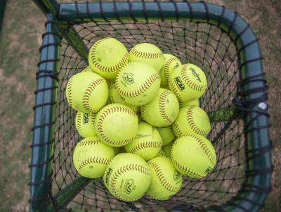 High school softball teaser