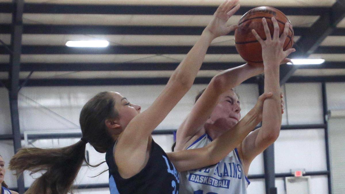 Summer Play Prep Basketball: Pleasant Valley Girls vs. White Plains