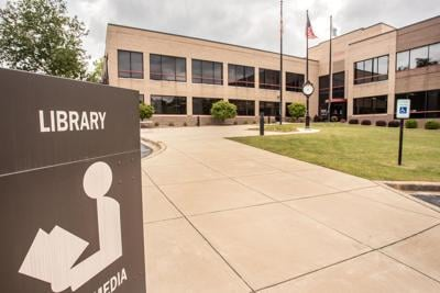 The Pell City Library