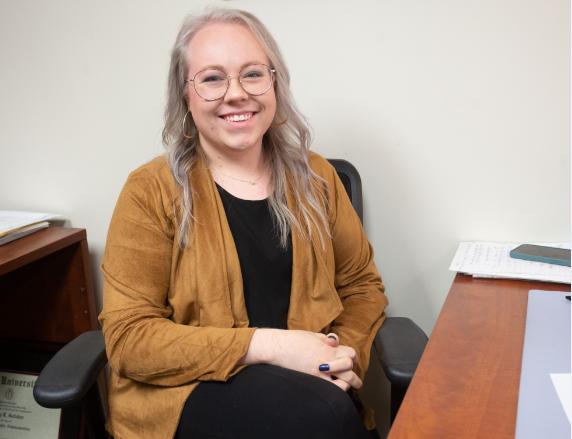 Kelsey Gallahar named interim Talladega city manager