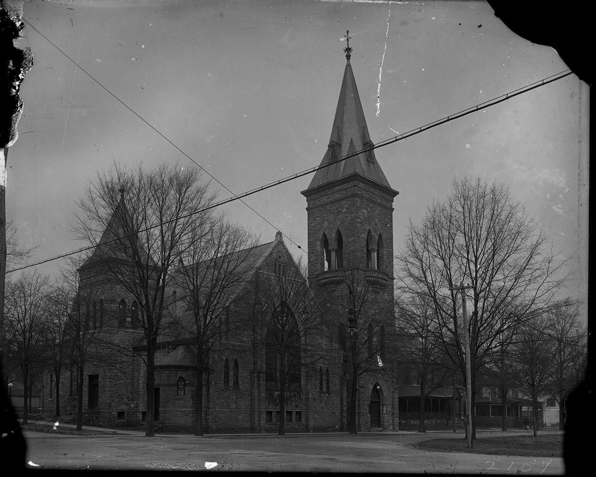 Parker Memorial Baptist historic