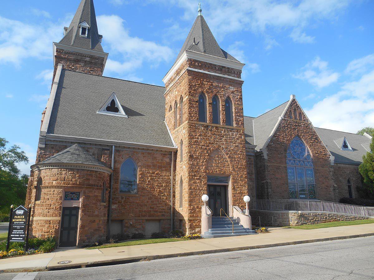 Parker Memorial Baptist now.