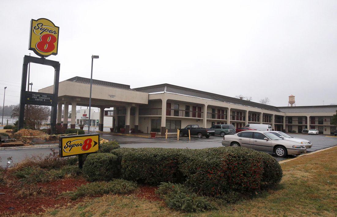 Motel  In Oxford Alabama