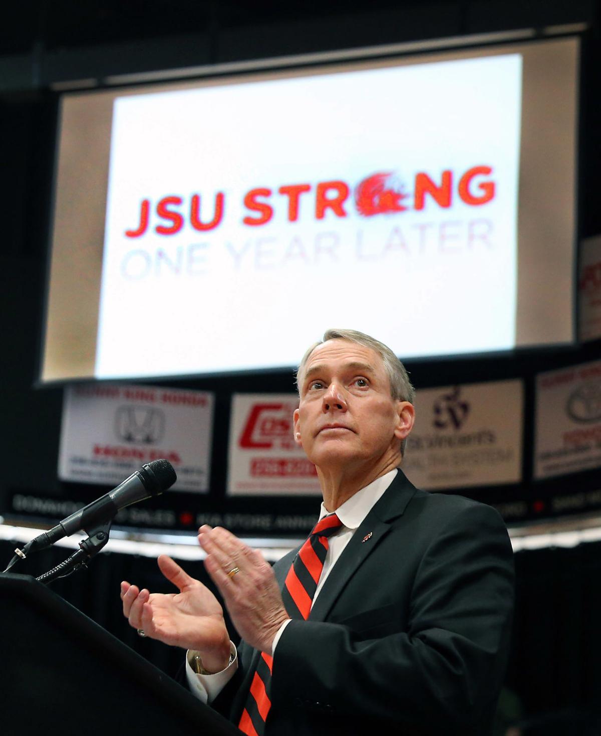 JSU Strong