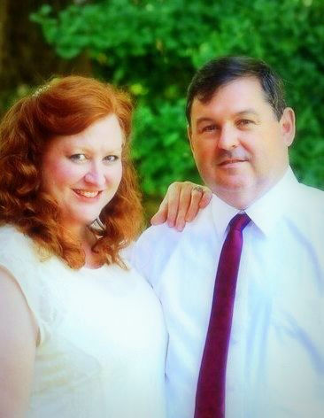 Traci Miller and Timothy Phillips