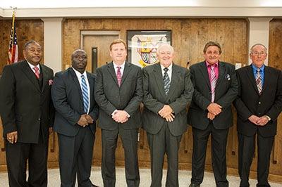 Talladega City Council