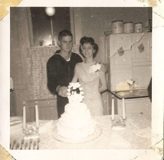 James and Ruth Ann Beaird Whetstone