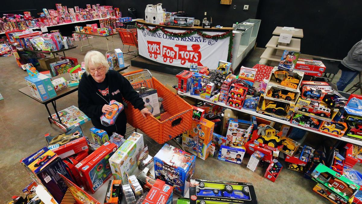 Toys For Tots History : Annistonstar local news business sports