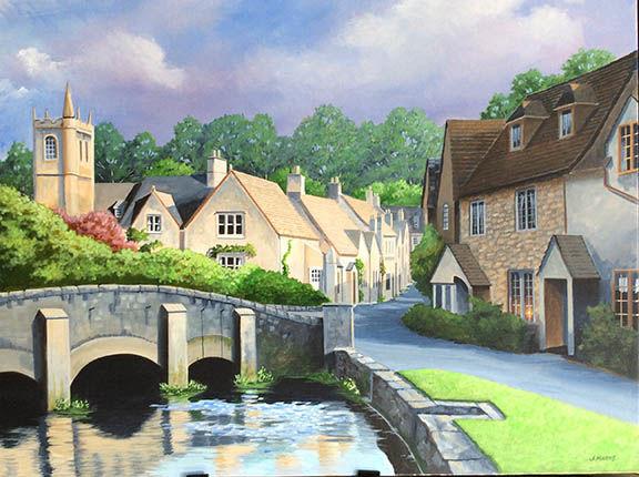 'Castle Combe'