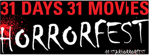 31 scary movies in 31 days