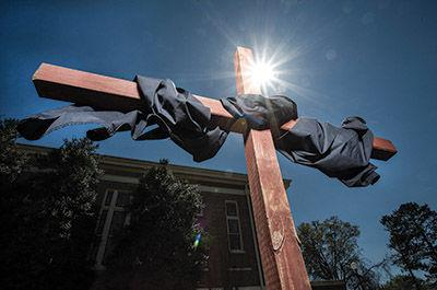 First United Methodist commemorates Good Friday