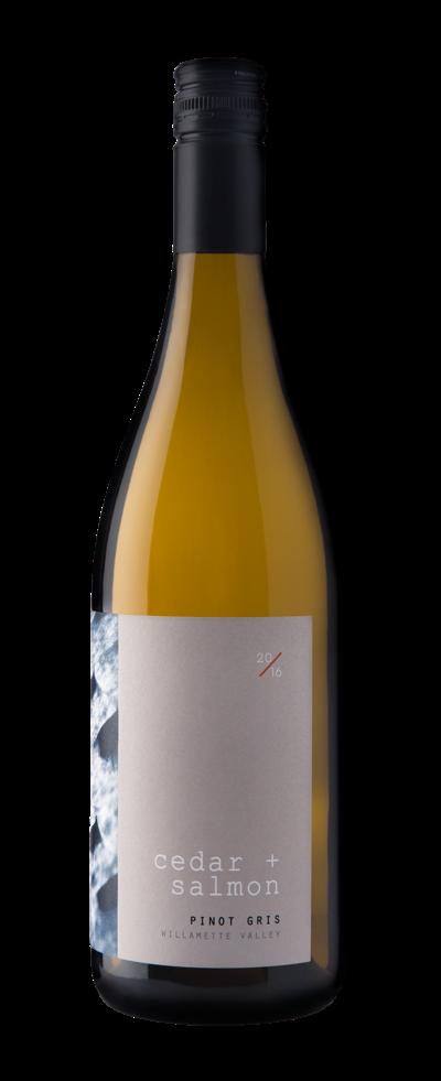 Cedar and Salmon wine