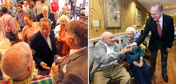 Four ways alabamas senate seat could remain a source of conflict left us senate candidate doug jones made a stop in anniston afternoon for a meet and greet session with local voters trent pennythe anniston star m4hsunfo