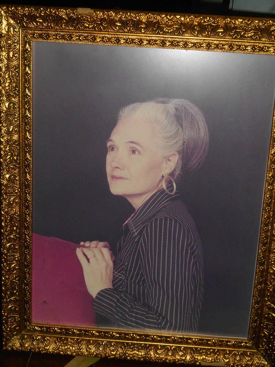 Ethel Barker