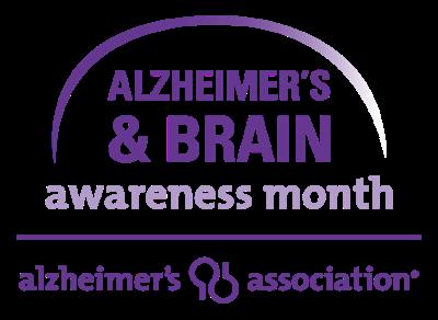 Brain Awareness Month logo