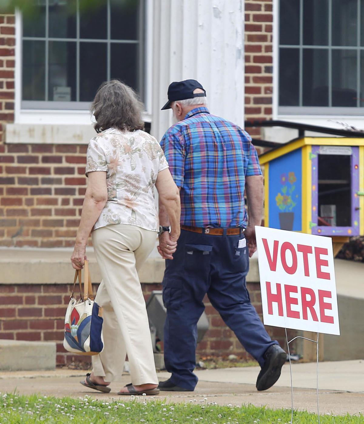 Piedmont voters