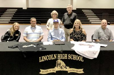 Lincoln's Dawson Jackson will continue baseball career at Miles College