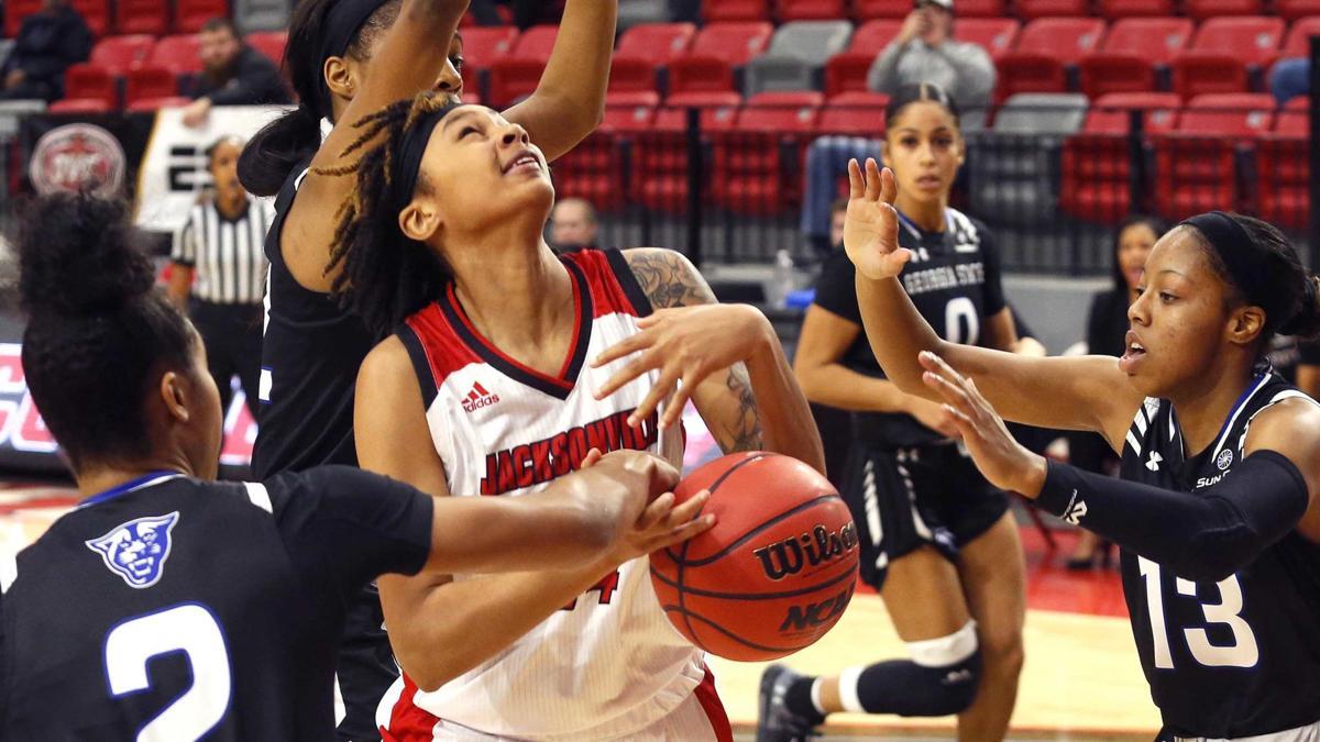 Women's Basketball: JSU vs. Georgia State