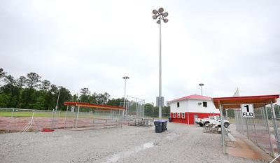 New Ohatchee baseball field