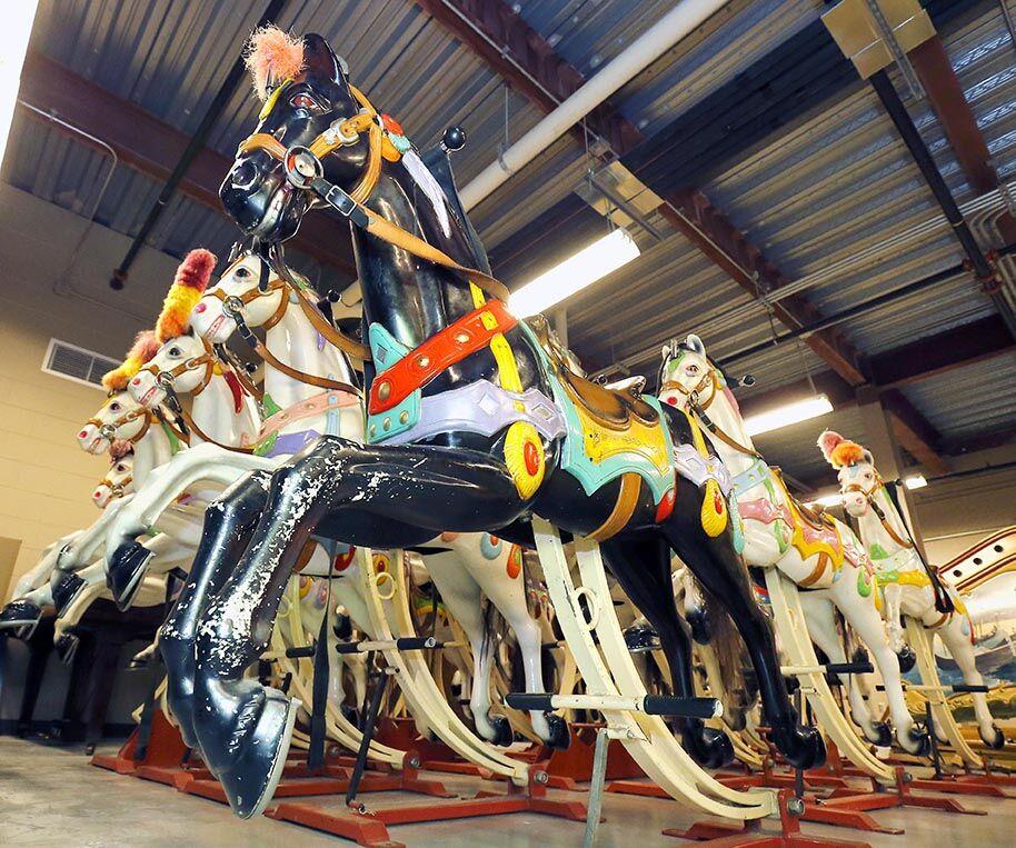 oxford carousel