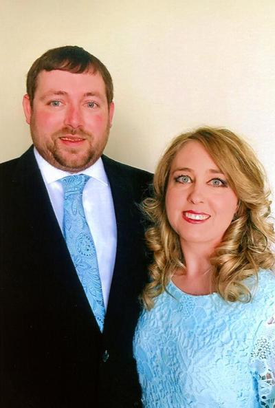 April Lynn Iliff and Christopher Scott Ivey