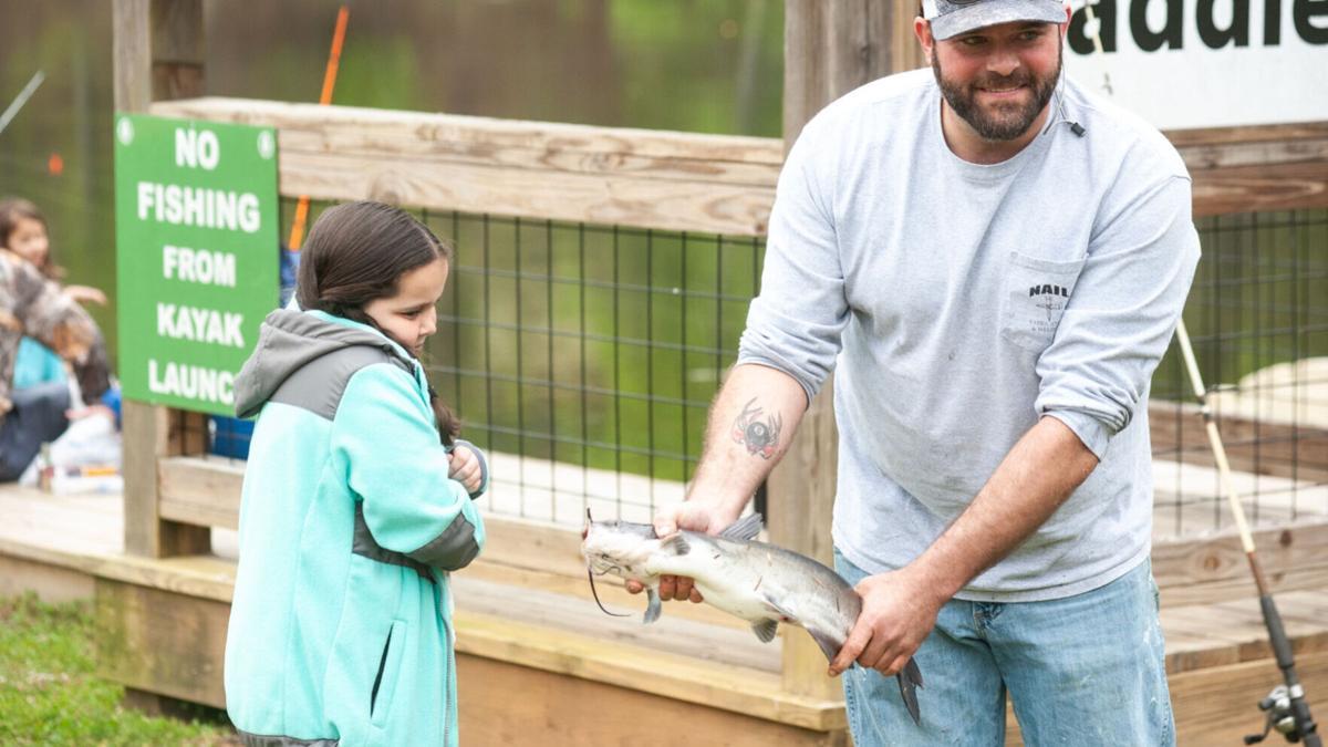 Photos: Kids Fishing Derby - Lake Howard Sylacauga