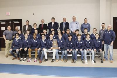 Moody wrestlers recognized