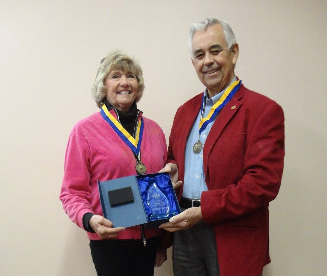 Two Talladega County realtors inducted into Omega Tau Rho fraternity