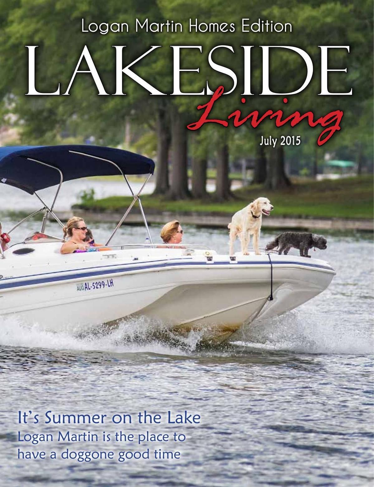 Lakeside - July 2015
