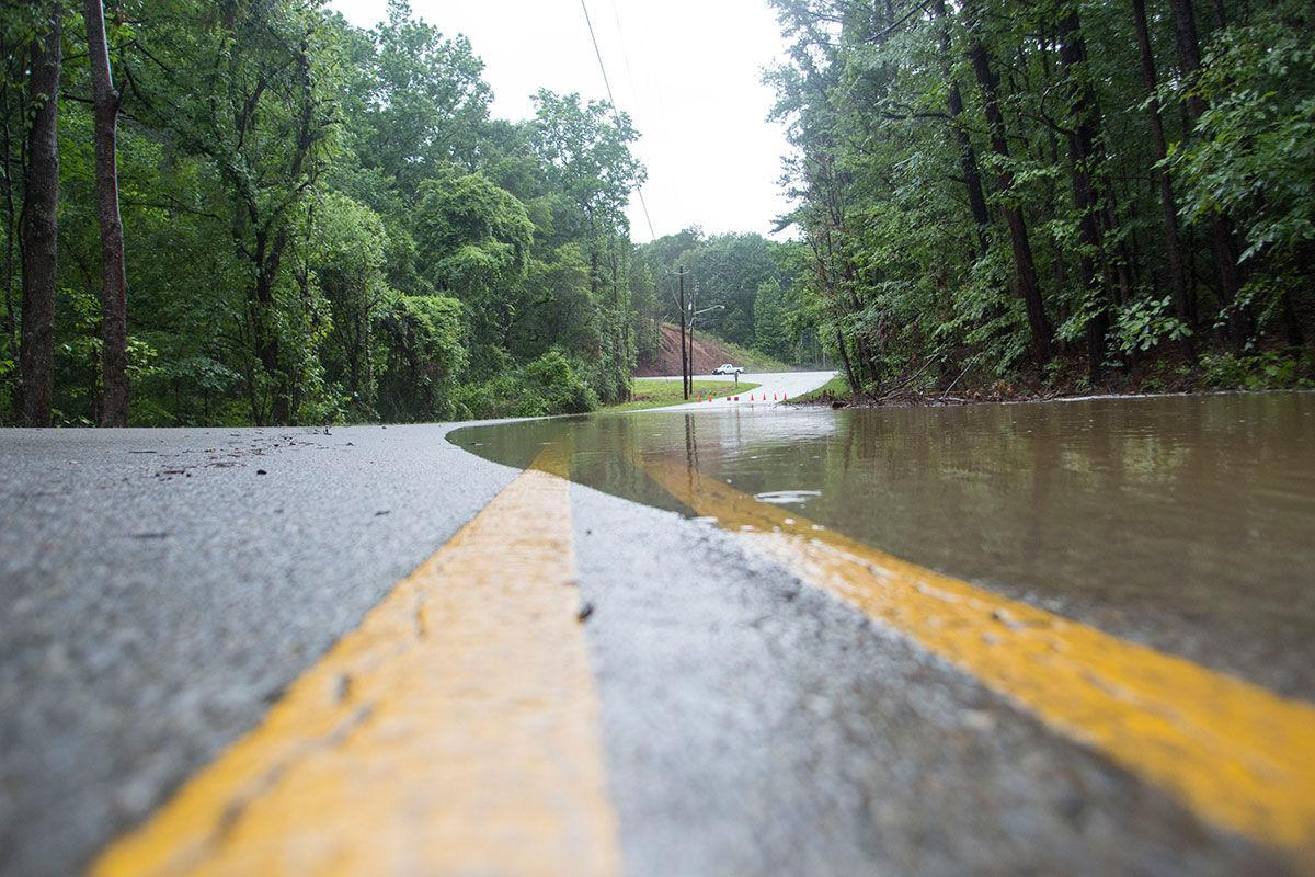 Ohatchee road closure