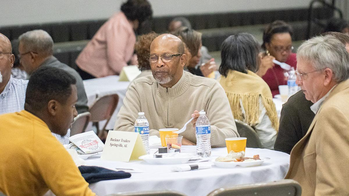 PHOTOS: Pell City's MLK Unity Breakfast 2020