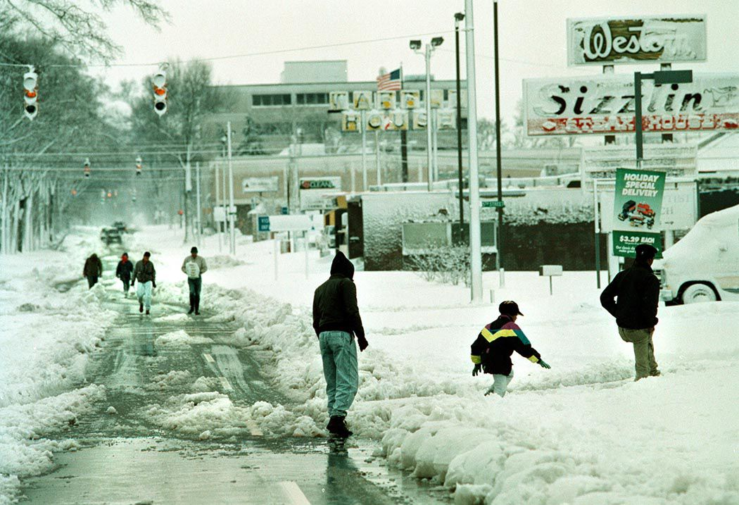 Great Blizzard of '93